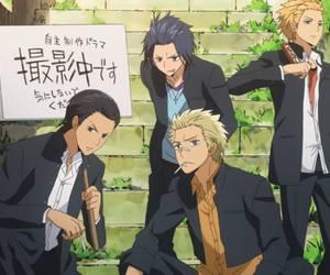 anime, boy, and kaichou wa maid-sama image