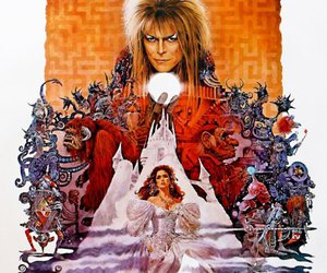 labyrinth and david bowie image