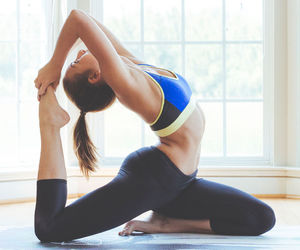 breathe, goals, and yoga pants image