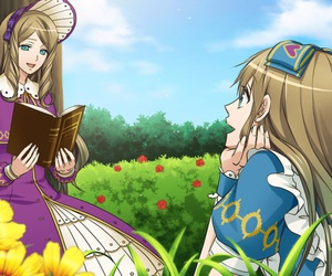 alice, anime, and family image