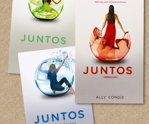 book, books, and juntos image