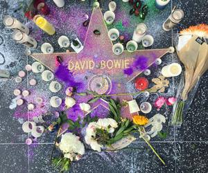 david bowie, rip, and star image
