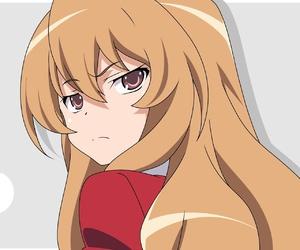 anime, kawaii, and toradora image