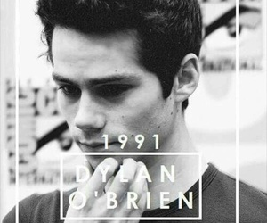 dylan o'brien, teen wolf, and 1991 image