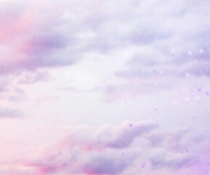 sky, pastel, and clouds image
