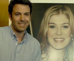 Ben Affleck and gone girl image