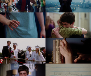emma watson, perks of being a wallflower, and ezra miller image