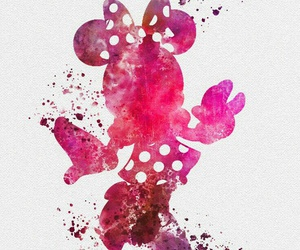 disney, wallpaper, and minnie image