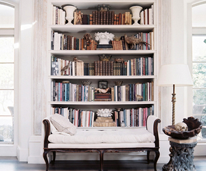 books, house, and home image