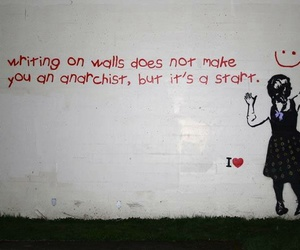 quote, wall, and red image