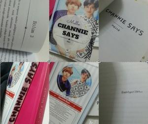 CS, fanfic, and baekyeol image