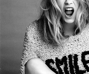 perfection, smile, and cara delevigne image
