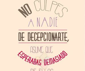 frases and decepcion image