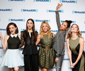 ashley benson, shay mitchell, and lucy hale image