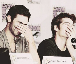 tyler hoechlin and dylan o'brien image