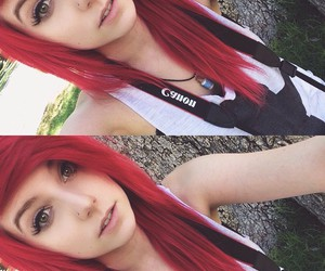 red hair and alternative image