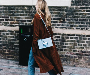fashion, bag, and model image