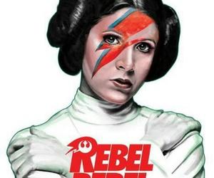 star wars, rebel, and princess image