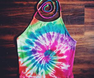 fashion, colors, and hippie image