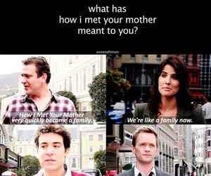 how i met your mother, Barney Stinson, and cobie smulders image