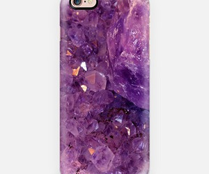 amethyst, mineral, and gem image