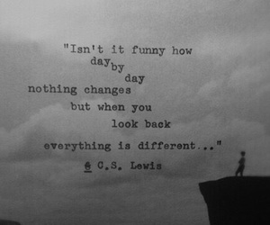 change, gray, and quote image