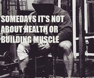 gym, motivation, and fitness image
