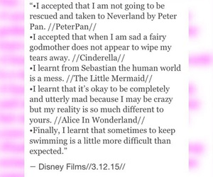 disney, movies, and quote image