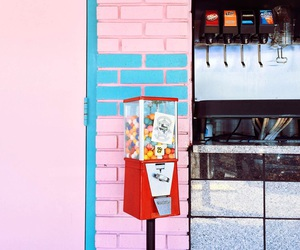 pink and candy image