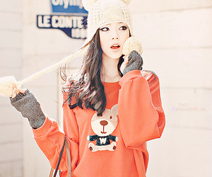 girl, cute, and ulzzang image