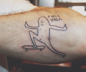 tattoo and skate image