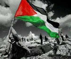 muslim, palestine, and filistin image