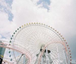 sky, pastel, and indie image