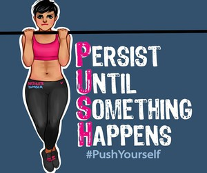 body, fitness, and motivation image