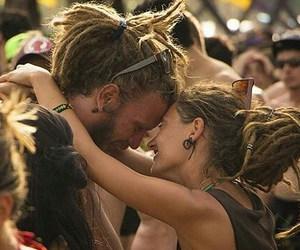 dreadlocks, dreads, and happiness image