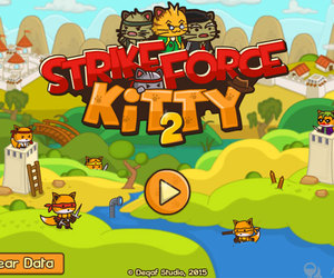 paradise bay game, strike force kitty 2, and paradise bay king image