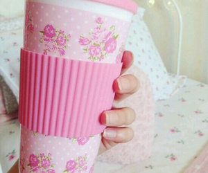 pink and mug image