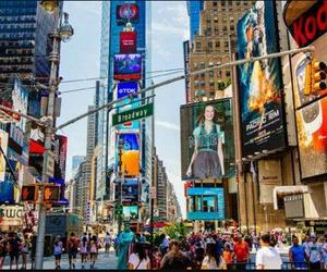 beautiful, broadway, and new york image