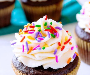colors, cool, and cup cake image