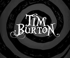 tim burton, black and white, and movie image