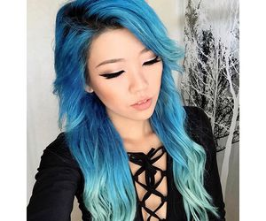 263 images about blue and blonde hair on we heart it see more aesthetic urmus Choice Image