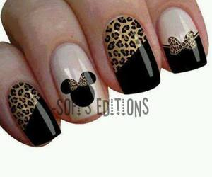 animal print, black, and leopardo image