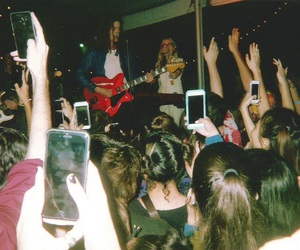 aesthetics, concert, and grunge image