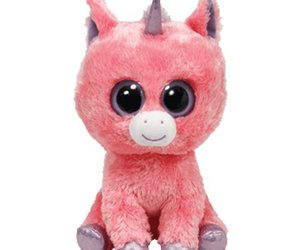pink, unicorn, and ty-beanie-boo image