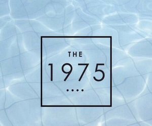the 1975, grunge, and blue image