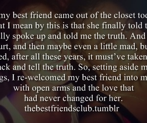 best friend, feelings, and open image