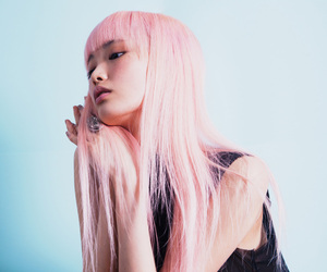fernanda ly and pink image