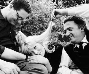 cinema, Federico Fellini, and la dolce vita image