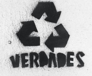 recicle, verdades, and frases image