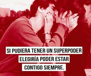 te amo, frases de amor, and siempre image